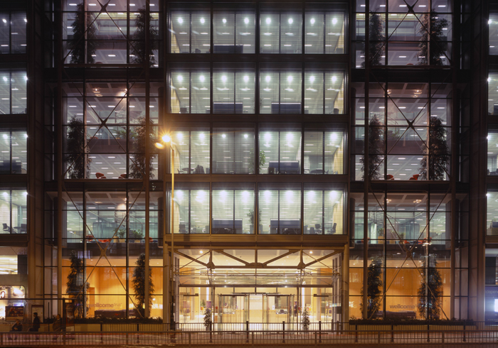 Allskin Projekt Gibbs Building London
